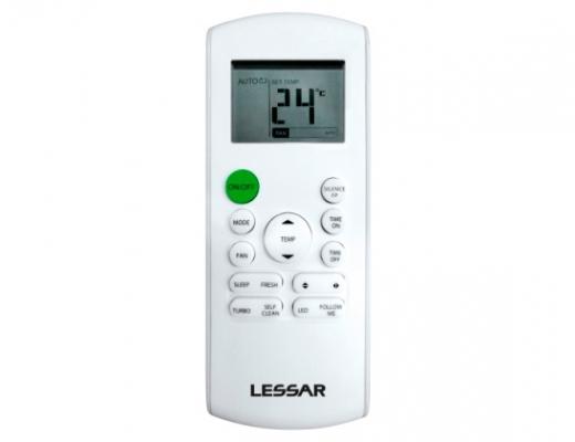 Настенные кондиционеры Lessar серии LuxAir Inverter