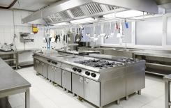 Вентиляция кухни ресторана